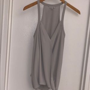 Naked Zebra medium tank drape like new